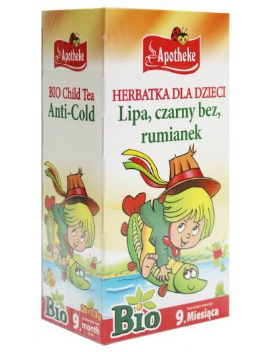 Herbata Na dobranoc EKO 25x2g DN