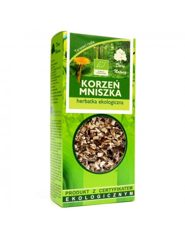 Herbata zioła alkaiczne mniszek pokrzywa lawenda BIO (17x2,1g) 35,7 g YOGI TEA
